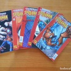 Cómics: ULTIMATE SPIDERMAN Nº 1, 2, 3 , 4 Y 5 - MARVEL - FORUM (H1). Lote 209309685