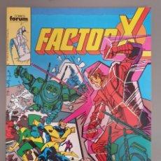 Comics : FACTOR X 21. Lote 209354590