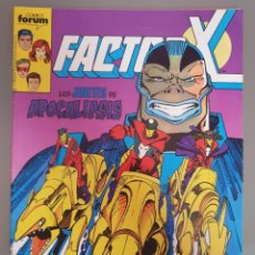 Comics : FACTOR X 18. Lote 209355605