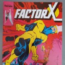 Comics : FACTOR X 11. Lote 209362610
