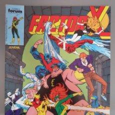 Comics : FACTOR X 9. Lote 209362790