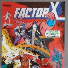 Comics : FACTOR X 8. Lote 209363455