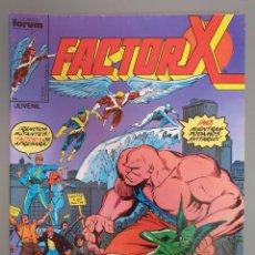 Comics : FACTOR X 7. Lote 209363576