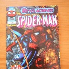 Cómics: NUEVO SPIDER-MAN Nº 12 - REVELACIONES - VOLUMEN 3 LOMO NEGRO - SPIDERMAN - MARVEL - FORUM (BÑ). Lote 209404855