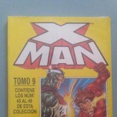 Cómics: X MAN TOMO 9 DEL 45 ALO 49. Lote 209710156