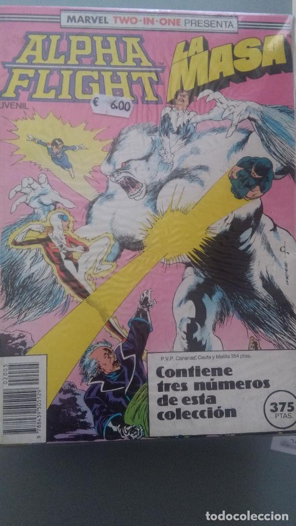 ALPHA FLIGHT 39 AL 41 (Tebeos y Comics - Forum - Retapados)