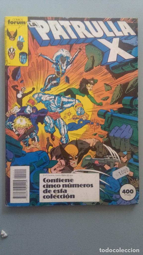 PATRULLA X 87 AL 91 (Tebeos y Comics - Forum - Retapados)
