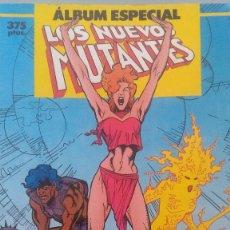 Cómics: LOS NUEVOS MUTANTES ALBUM ESPECIAL. Lote 209710905