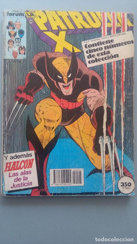 PATRULLA X 57 AL 61 (Tebeos y Comics - Forum - Retapados)