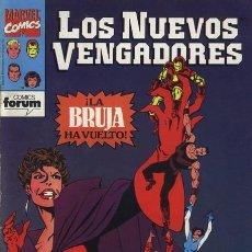 Comics: LOS NUEVOS VENGADORES NUM. 53 - FORUM. Lote 209739781