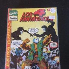 Cómics: FORUM LOS 4 FANTASTICOS EXTRA OTOÑO BUEN ESTADO. Lote 209751535