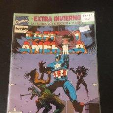 Cómics: FORUM CAPITAN AMERICA NUMERO EXTRA INVIERNO BUEN ESTADO. Lote 209785248
