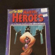 Cómics: FORUM MARVEL HEROES NUMERO 50 NORMAL ESTADO. Lote 209786148