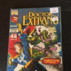 Cómics: FORUM DOCTOR EXTRAÑO NUMERO 9 NORMAL ESTADO. Lote 209786506