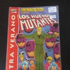 Cómics: FORUM LOS NUEVOS MUTANTES NUMERO EXTRA VERANO NORMAL ESTADO. Lote 209787606