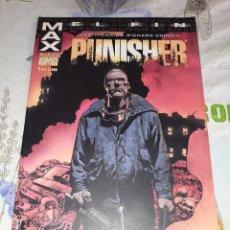 Comics : PUNISHER EL FIN GARTH ENNIS Y RICHARD CORBEN. Lote 209788537