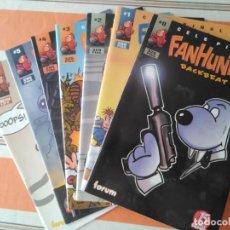 Cómics: FANHUNTER 0-6 - COMIC - CELS PIÑOL + JAM SESSION. Lote 209791830