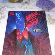Comics: DAREDEVIL Y VIUDA NEGRA MATADERO. Lote 209792840