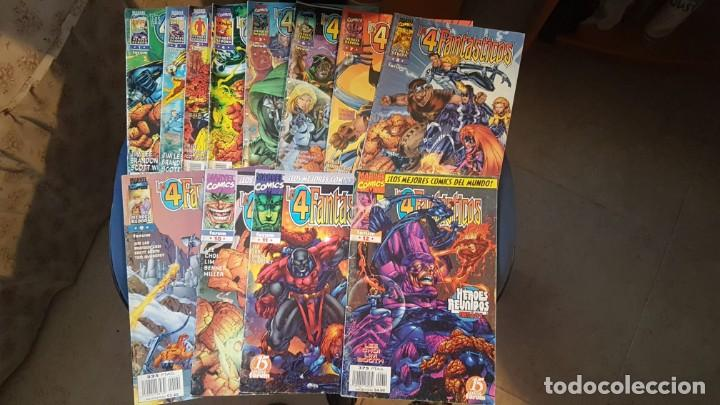 LOS 4 FANTÁSTICOS: HÉROES REBORN (COMPLETA 12 NÚMEROS) - FORUM (Tebeos y Comics - Forum - 4 Fantásticos)
