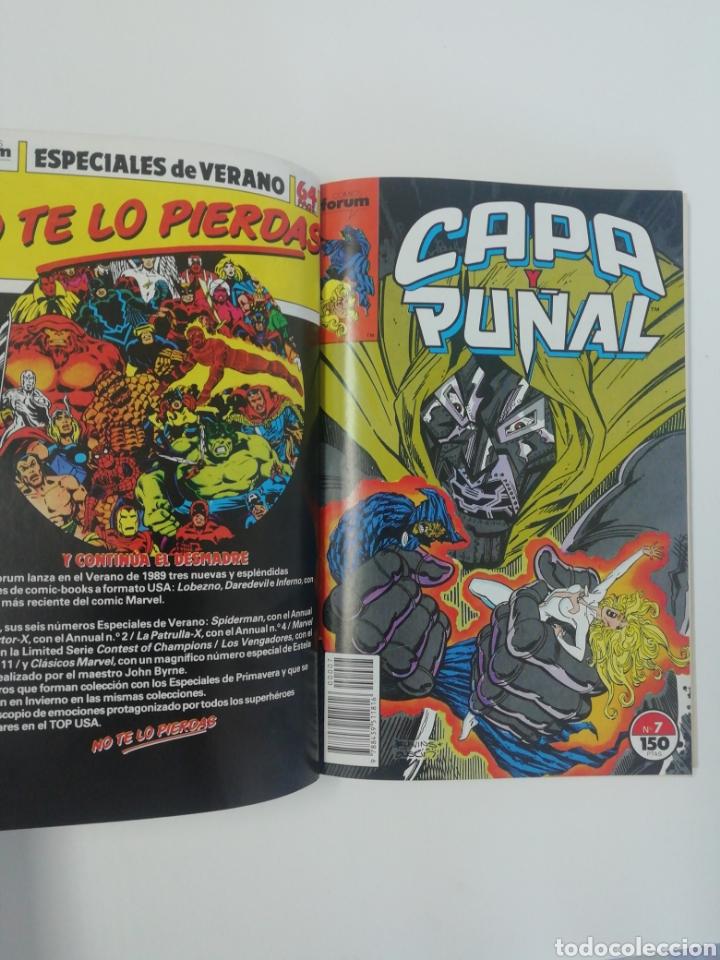 Cómics: Tomo capa y puñal (incluye 5 números de esta colección). - Foto 4 - 209851062