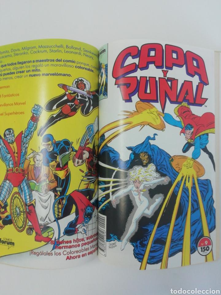 Cómics: Tomo capa y puñal (incluye 5 números de esta colección). - Foto 6 - 209851062