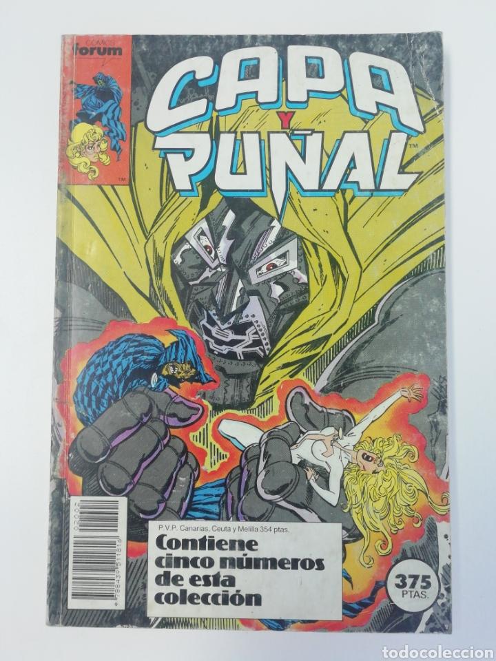 TOMO CAPA Y PUÑAL (INCLUYE 5 NÚMEROS DE ESTA COLECCIÓN). (Tebeos y Comics - Forum - Retapados)