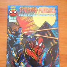 Comics: SPIDER-MAN / PUNISHER - COMPLOT MORTAL - MARVEL - FORUM - LEER DESCRIPCION (L1). Lote 209897615