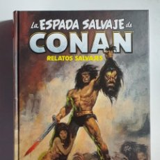Fumetti: CONAN OMNIBUS - RELATOS SALVAJES - LA ESPADA SALVAJES - PANINI. Lote 209921162