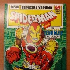Cómics: SPIDERMAN ESPECIAL VERANO IRON MAN 2020. Lote 209998118