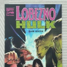 Cómics: LOBEZNO / HULK DE SAM KIETH. TOMO ÚNICO COMICS FORUM 2003. Lote 210019863