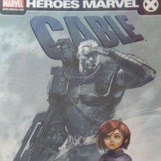 Fumetti: HEROES MARVEL-CABLE-DEMASIADO TARDE PARA LAS LÁGRIMAS # D. Lote 210031852