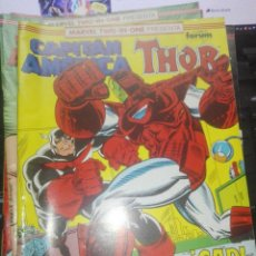 Cómics: MARVEL TWO-IN-ONE: CAPITÁN AMÉRICA & THOR VOL.1 Nº 76 - FORUM CONSERVA POSTER CENTRAL. Lote 210039346
