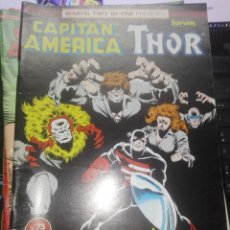 Cómics: MARVEL TWO IN ONE - CAPITAN AMERICA-THOR- Nº 75 - EVASION. Lote 210039552