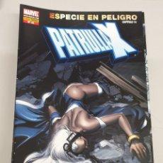 Comics: PATRULLA-X VOL 3 Nº 31 - ESPECIE EN PELIGRO CAPITULO 14 / MARVEL PANINI. Lote 210052185