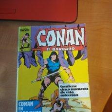 Cómics: CONAN EL BÁRBARO RETAPADO 101 AL 105 FORUM. Lote 210097855