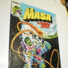 Cómics: LA MASA EL INCREÍBLE HULK Nº 18 FORUM 1983 (BUEN ESTADO, SEMINUEVO). Lote 210161532