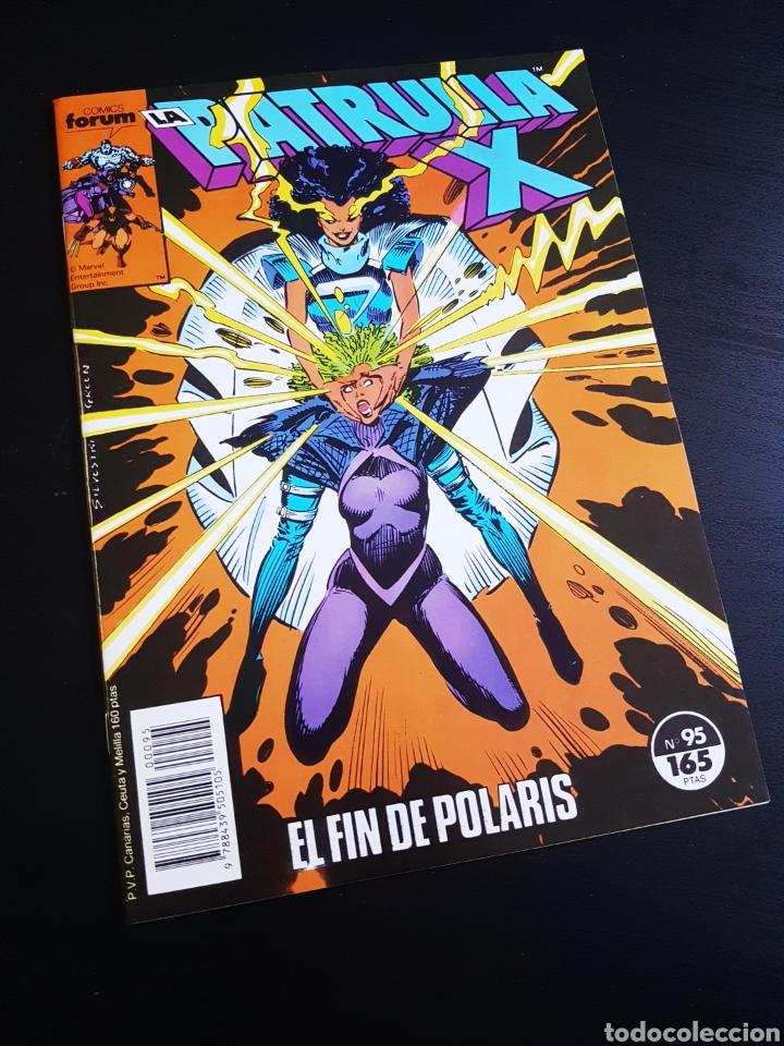 DE KIOSCO LA PATRULLA X 95 FORUM (Tebeos y Comics - Forum - Patrulla X)