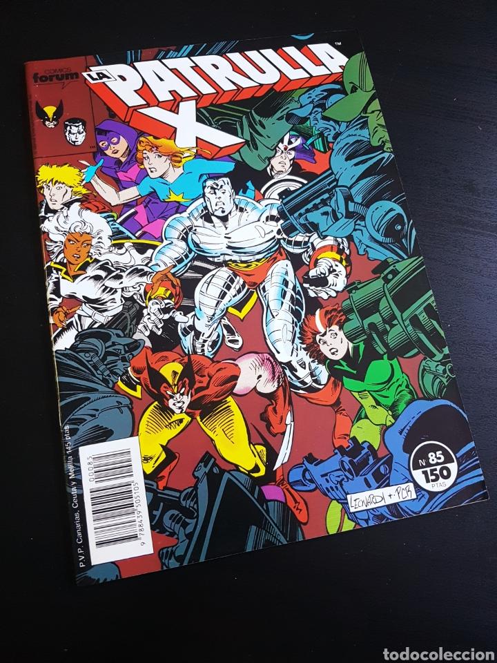 DE KIOSCO LA PATRULLA X 85 FORUM (Tebeos y Comics - Forum - Patrulla X)