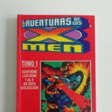 Cómics: LAS AVENTURAS DE LOS X-MEN ( TOMO 1 CON 8 NÚMEROS). Lote 210182500