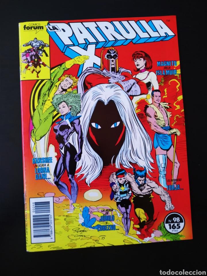 EXCELENTE ESTADO LA PATRULLA X 98 FORUM (Tebeos y Comics - Forum - Patrulla X)