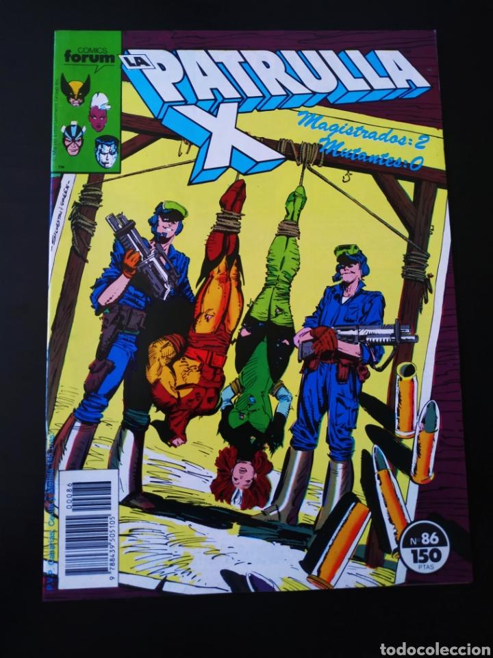 EXCELENTE ESTADO PATRULLA X 86 FORUM (Tebeos y Comics - Forum - Patrulla X)