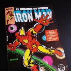 Cómics: CASI EXCELENTE ESTADO IRON MAN 2 FORUM. Lote 210190460