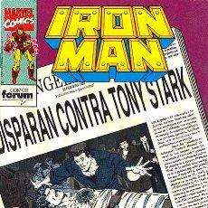 Cómics: IRON MAN NUM. 9 - FORUM. Lote 210197995