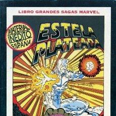 Cómics: GRANDES SAGAS MARVEL: ESTELA PLATEADA: EL GUARDIÁN CÓSMICO - NUEVO PRECINTADO FORUM. Lote 210231358