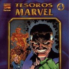 Cómics: TESOROS MARVEL 2 - LOS 4 FANTÁSTICOS. Lote 210265307