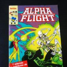 Cómics: MUY BUEN ESTADO ALPHA FLIGHT 34 FORUM. Lote 210269562