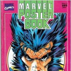 Cómics: * FORUM - MARVEL POSTER BOOK. Nº 2. LOBEZNO - 1993 *. Lote 210342676