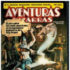 Cómics: AVENTURAS BIZARRAS Nº 5. FORUM,1983.. Lote 210344058