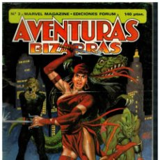 Cómics: AVENTURAS BIZARRAS Nº 3. FORUM,1983.. Lote 210344177