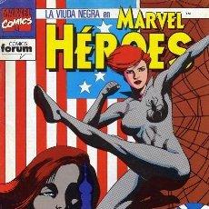 Cómics: MARVEL HEROES NUM. 71 - LA VIUDA NEGRA. Lote 210347583
